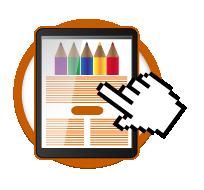 scheda di presentazione agenzie pubblicitarie e studi grafici
