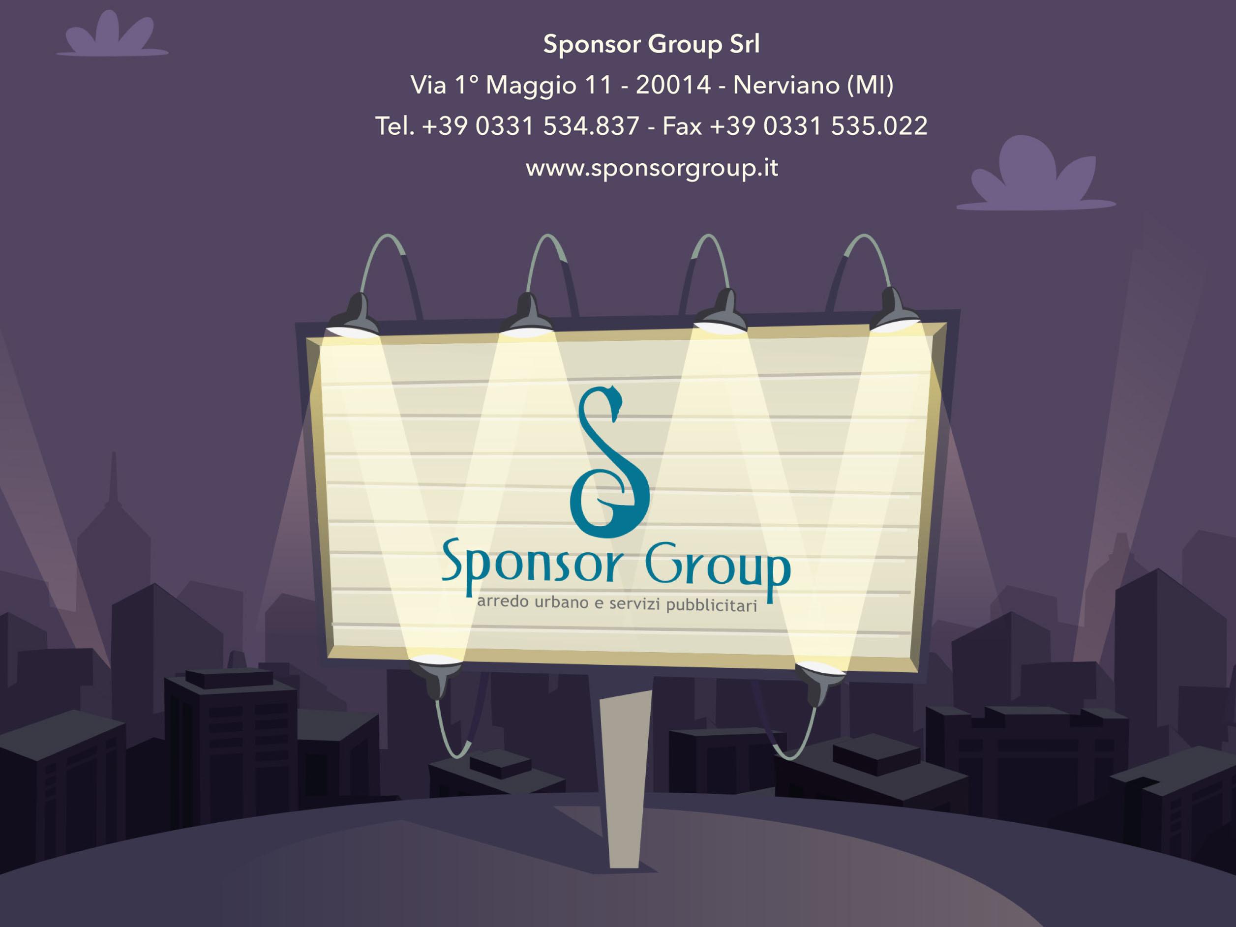 Sponsor Group Srl Noleggio Impianti Pubblicitari