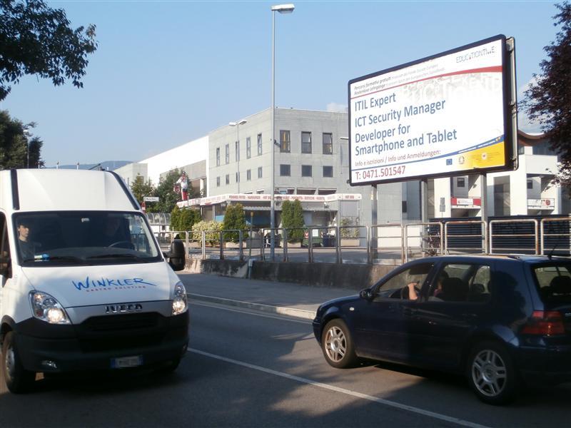 Impianto City Poster interattivo (iPoster) 6x3