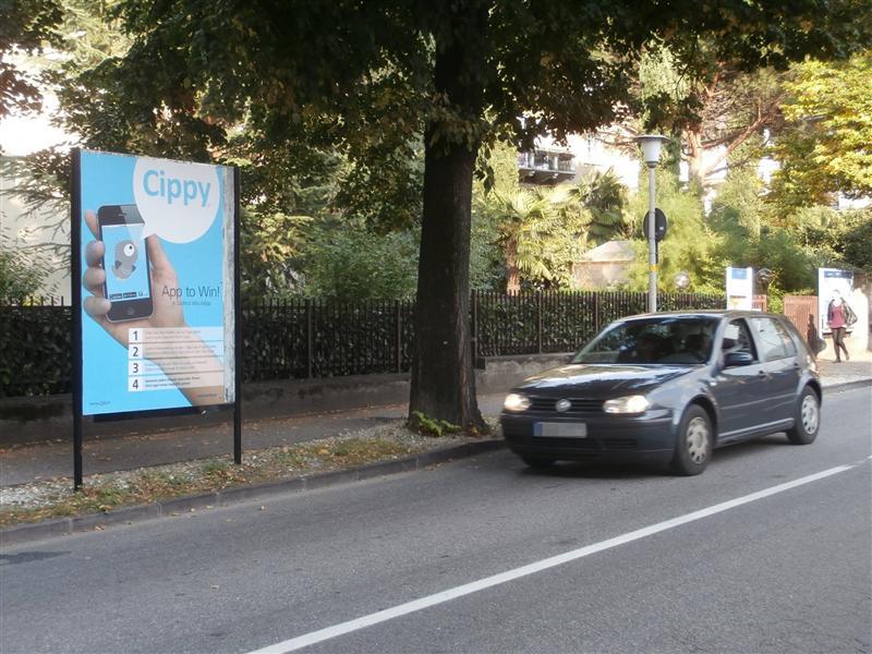 Impianto City Poster interattivo (iPoster) F3