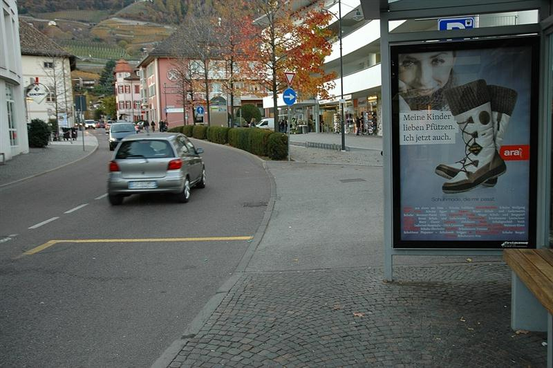 Impianto Citylight Poster interattivo (iPoster)