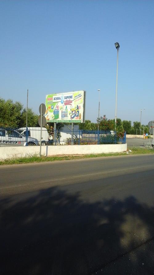 6X3 BIFACCIALE , VISIBILE DA RONDO AGROALIMENTARE