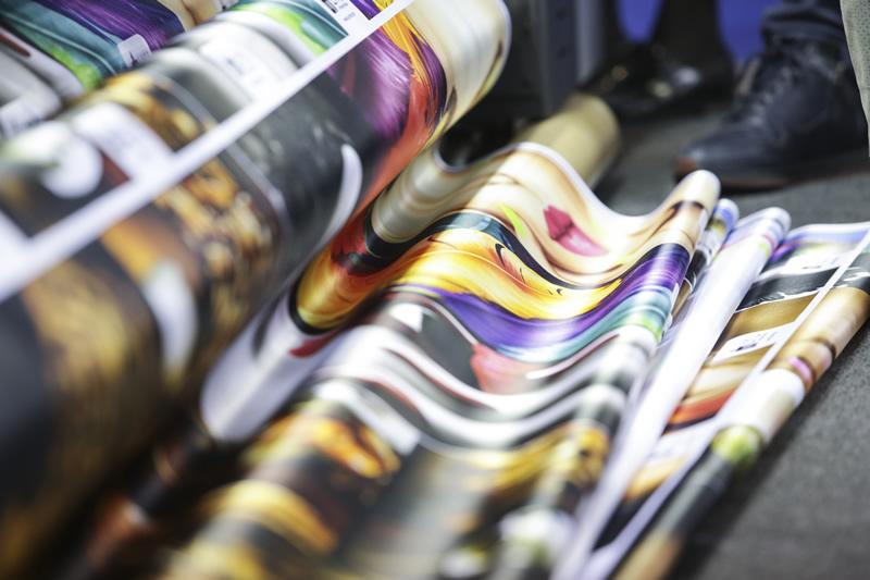 stampa digitale fiera viscom