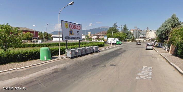 6x3 Pontecorvo Viale Luciana per Esperia