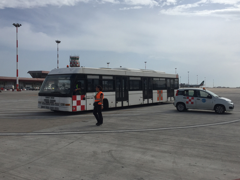 Autobus Interpista Aeroporto di Palermo