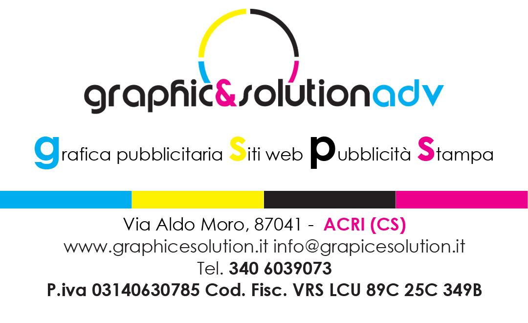 GRAPHIC & SOLUTION ADV agenzia di pubblicità