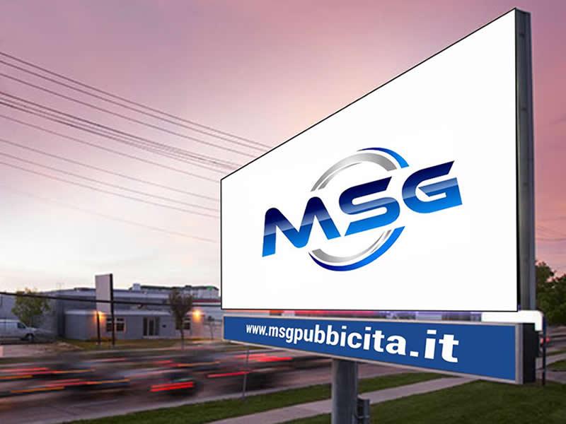 MSG Pubblicità  esterna, affissioni, cartellonistica outdoor