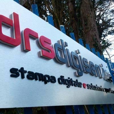 DRS DIGI SERVICE, da 20 anni nel settore della comunicazione visiva