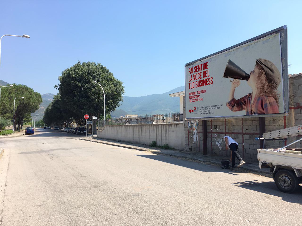 Impianto 6x3, Cicciano