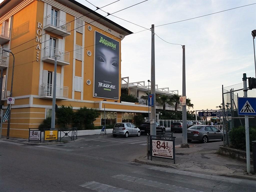 Maxi Affissione 5x8 monofacciale illuminata