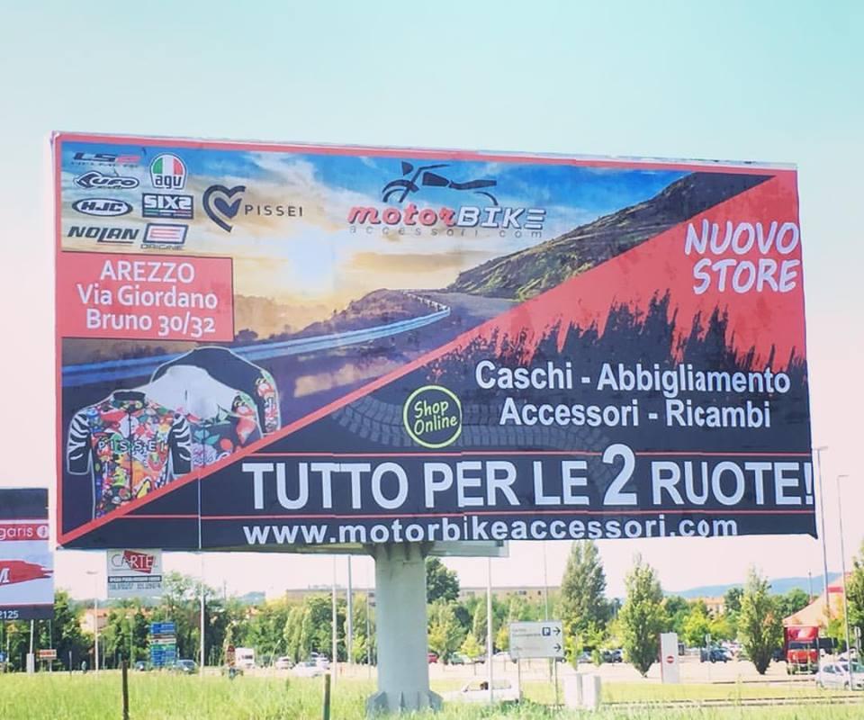 Poster Affissioni 6x3 Arezzo