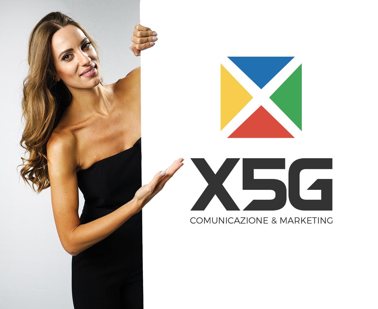 La X5G è un Agenzia di pubblicità comunicazione e marketing di Avellino