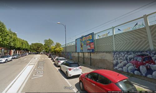 Cod. A056 - Pescara - Via Caravaggio