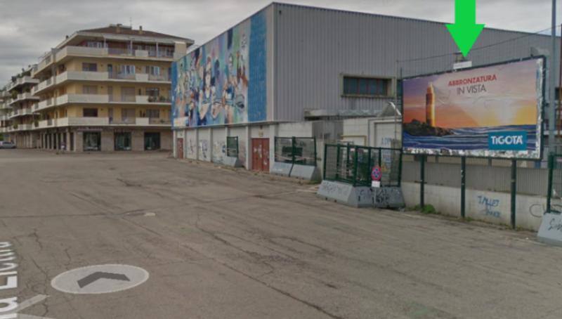 Cod. A010 - Stadio - Pescara - Via Elettra