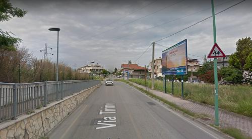 Cod. A004 - Via Tirino - Pescara - Poster 6x3