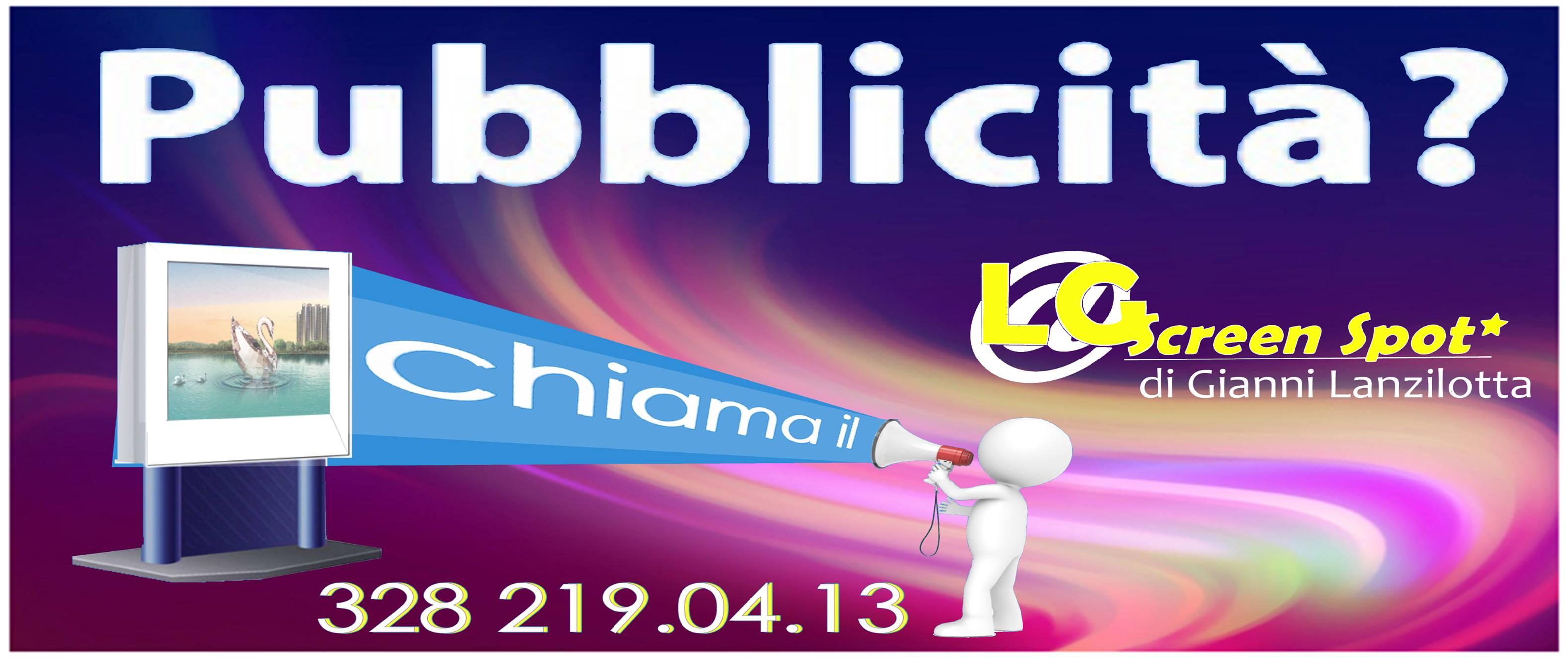 LG ScreenSpot cartellonistica luminosa a Castellana Grotte (Bari)