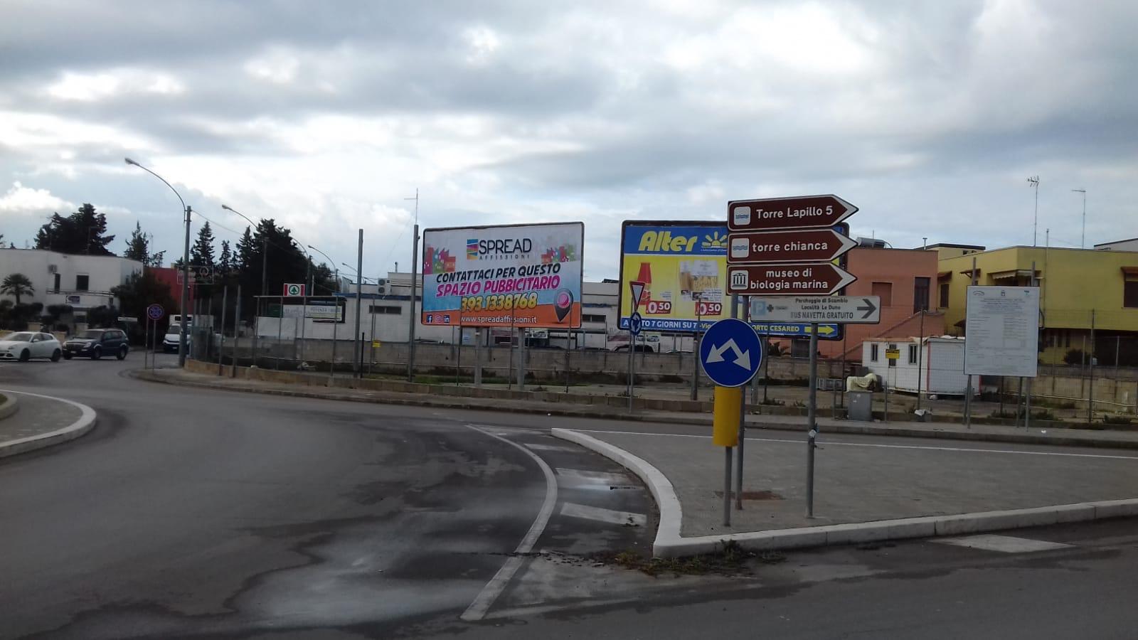 6x3 Porto Cesareo