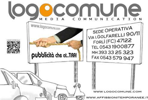 LOGOCOMUNE agenzia di comunicazione