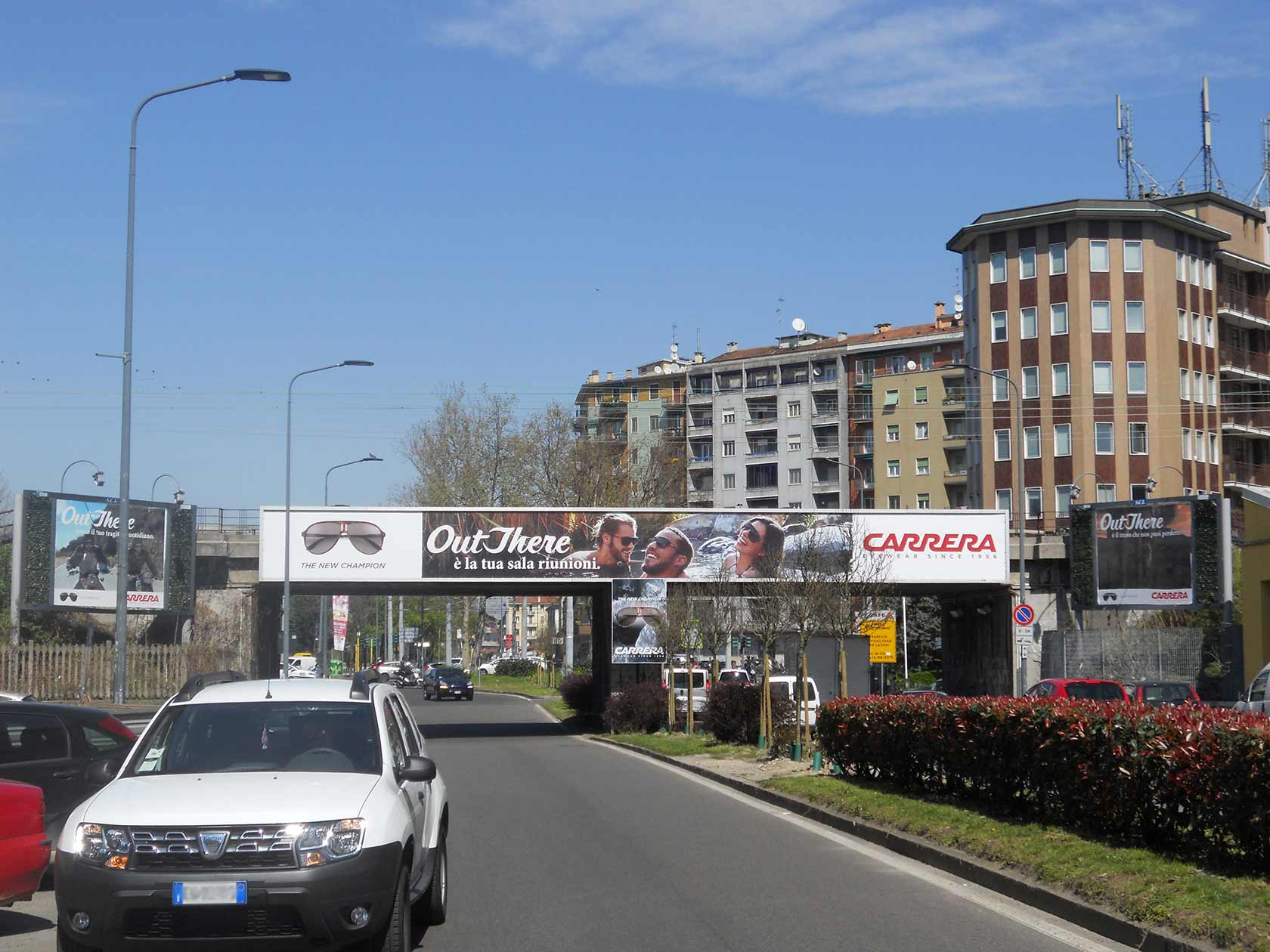 Italia Arreda Borgaro Torinese avip italia pubblicità esterna